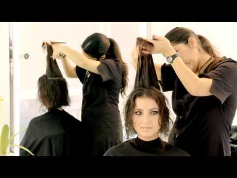 Corte de pelo chop paso a paso