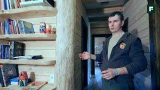 Деревянные элементы в интерьере дома. Своими руками