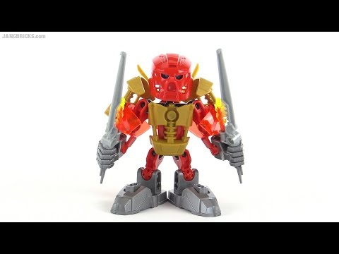 LEGO Bionicle Toa Chibi Tahu! - YouTube  LEGO Bionicle T...