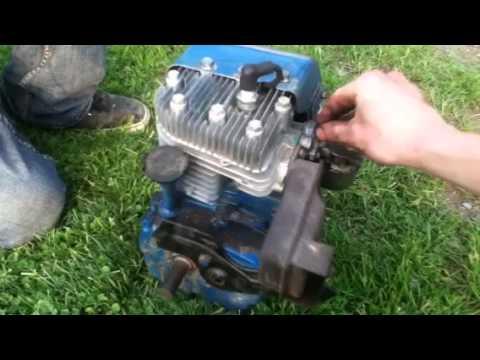 Stiga garden 6 hp tecumseh