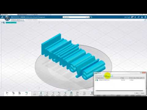 3DEXPERIENCE R2017x: Change Action within the Native App for Designers