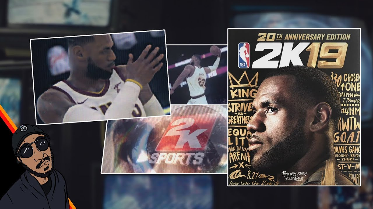 NBA 2K19 | NEW OFFICIAL FOOTAGE | PRELUDE NEWS | IN GAME GEAR REVEALED FOR... | ARE YOU...