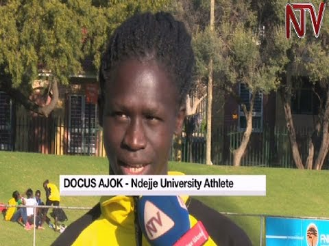 All Africa University Games: Dorcus Ajok wins gold medal in 1500m final