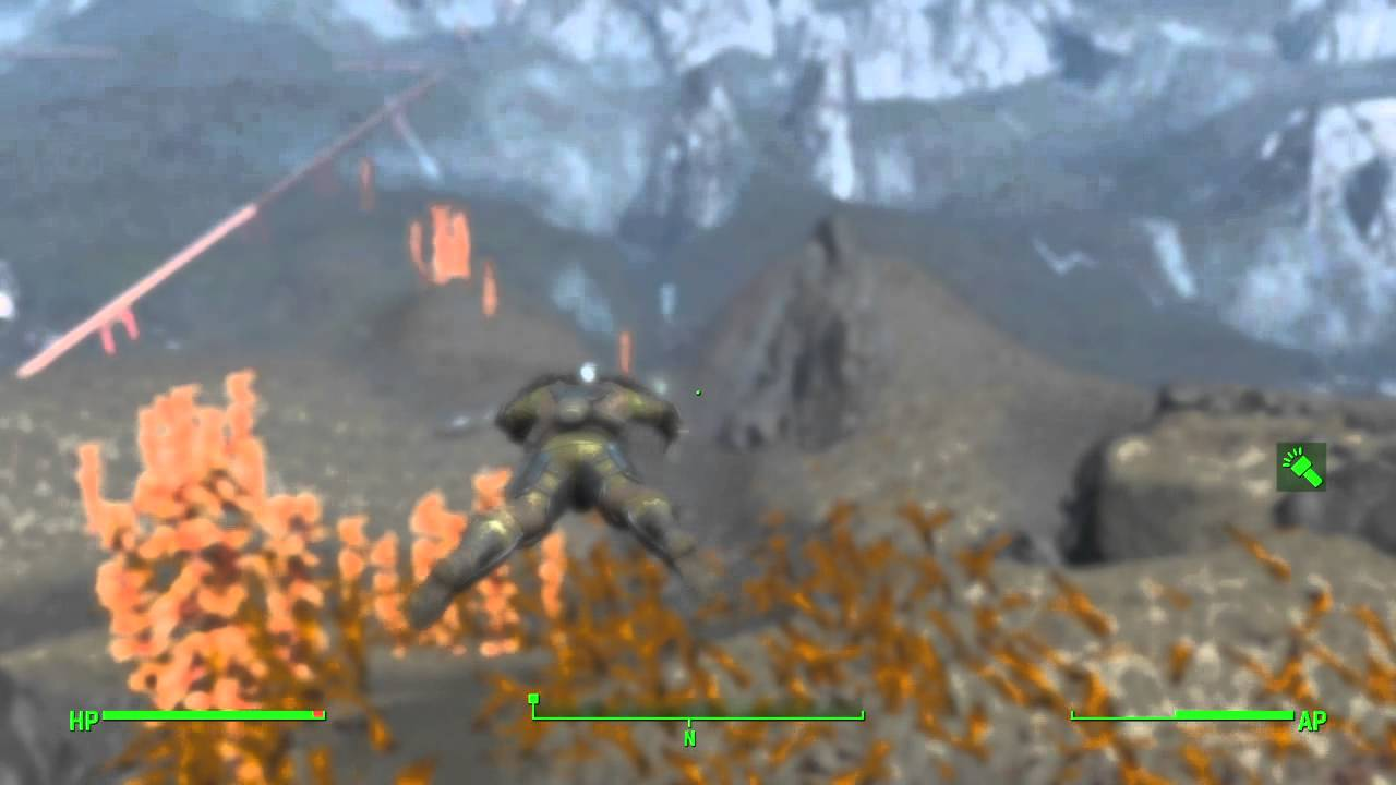 fallout 4 how to tag for search playstation