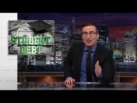 Thumbnail: Student Debt: Last Week Tonight with John Oliver (HBO)