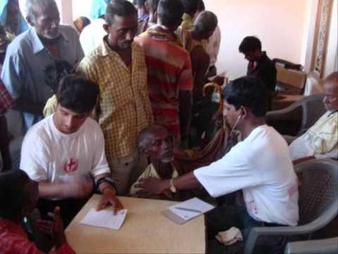 Doctors For You Bihar flood relief work 2008-09.wmv