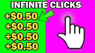 Earn $.50 INFINITE TIMES With An Auto Click System (Make Passive Income Online 2019)