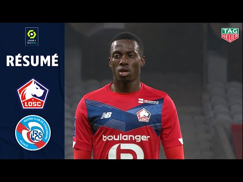 Lille Strasbourg Goals And Highlights