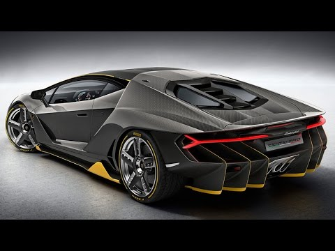 15 Fastest Cars In The World As Of 2016