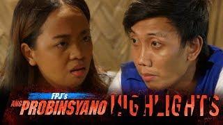 FPJ's Ang Probinsyano: Doray and Caloy advise Alyana and Cardo