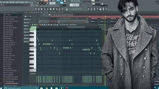 Corazón Maluma Instrumental Remake Fl Studio.