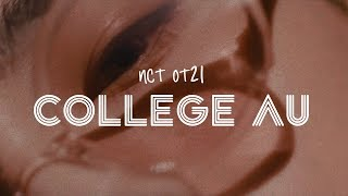 College AU   NCT OT21 (Trailer)