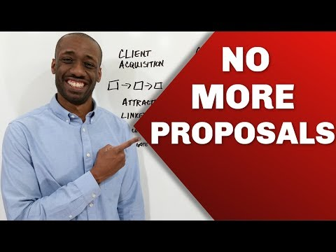 Consulting Proposal: Why You Should NOT Use Them