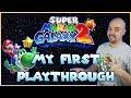 Super Mario Galaxy 2 (Wii) - My First Playthrough - Live!
