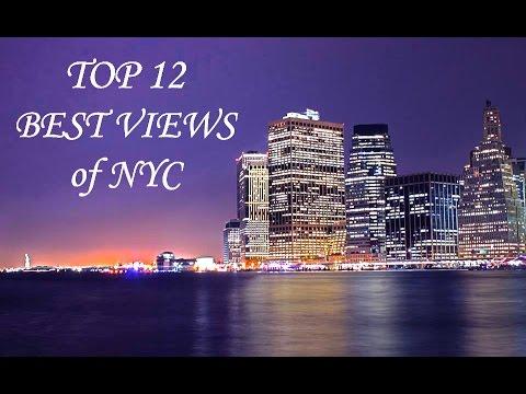 Top 12 Best Views of New York City!!