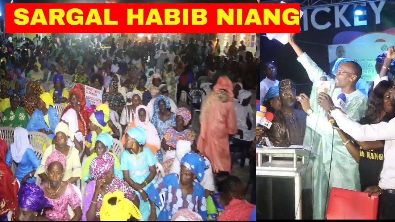 Politique à Thies Habib Niang en véritable démonstration de force ...