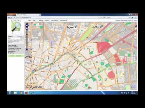 Beginning OpenStreetMap 1 - Getting Started - HOT - Jeff Haack