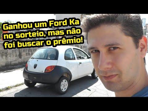 Ford Ka Joaninha Nunca Emplacado // Caçador De Carros