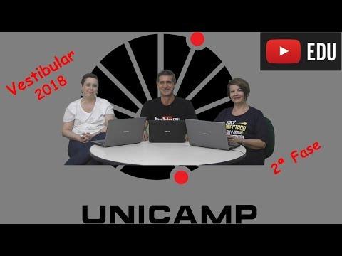 UNICAMP 2018 - 2ª FASE - Revisão e Dicas de Redação