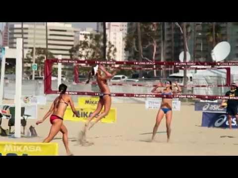 2014 World Series Of Beach Volleyball - Long Beach