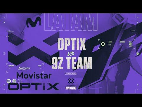Optix vs 9Z - VCT 2021 - Map 1
