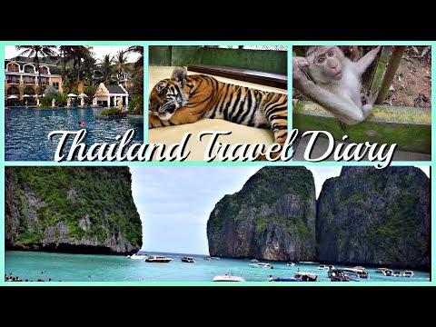 Thailand Phuket Travel Diary//Alyssa Reinoga