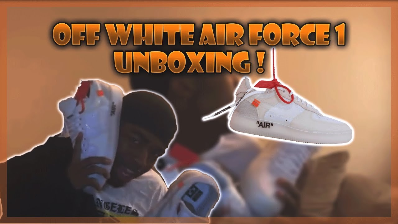 nike x biancastro air force 1 unboxing & su piedi falso reale