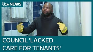 Croydon Council 'lacked care for tenants', report finds after ITV News investigation | ITV News