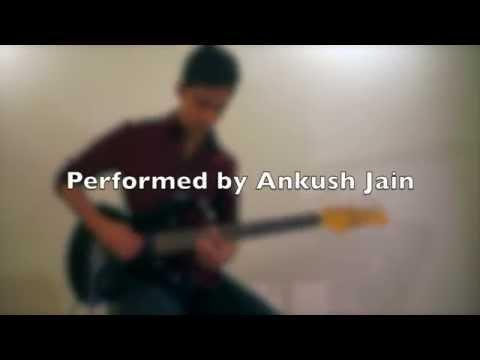 Bezubaan Phir Se (ABCD 2) Guitar Cover, by Ankush Jain