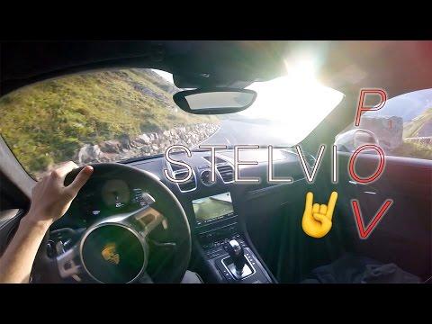 Stelvio Pass - POV - Porsche Cayman GTS
