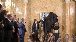 Tasavallan presidentti Sauli Niinistön muotokuvan paljastus