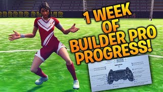 SWITCHED TO BUILDER PRO! (Fortnite Battle Royale PS4)