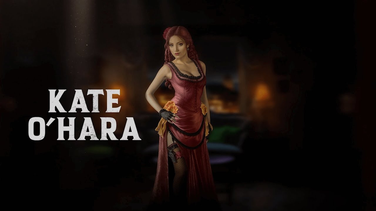Desperados Iii Kate O Hara Trailer Youtube