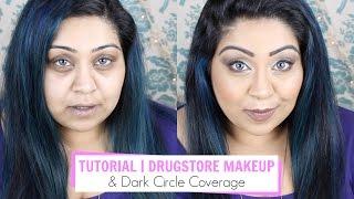 Tutorial   Drugstore Makeup For Indian Olive Skin / Nishi V
