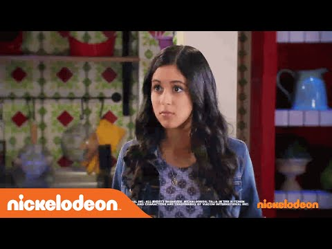 Talia in the Kitchen  New Episode  Nick
