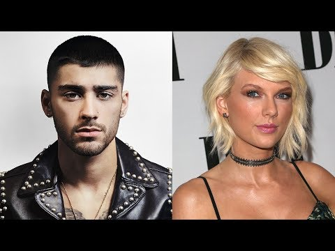 Zayn Weighs In On Taylor Swift Backlash & Reveals New Album Details