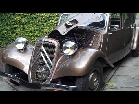 Citroen Traction Avant 11B Familiale 1939
