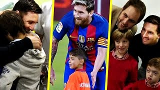 Lionel Messi - Respect Moments (HD)