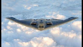 USAF Northrop B-2 Spirit Stealth Bomber - Miami Beach Air Show, 2017