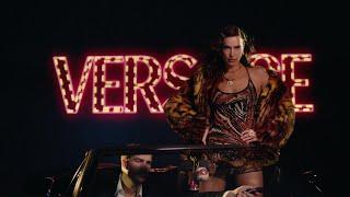 Versace Holiday Campaign | Irina & Biaggio