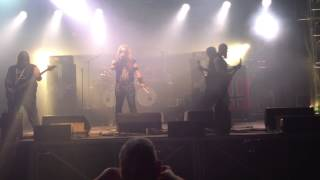 Carpathian Forest - Black Shining Leather Live @ Hellfest 2013)