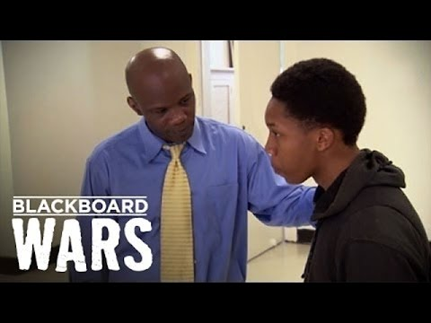 Preview: Troubled Student Threatens Suicide at John Mac | Blackboard Wars | Oprah Winfrey Network