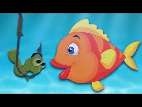 KIRMIZI BALIK - 7 Farklı Kırmızı Balık Çocuk Şarkısı Bir Arada