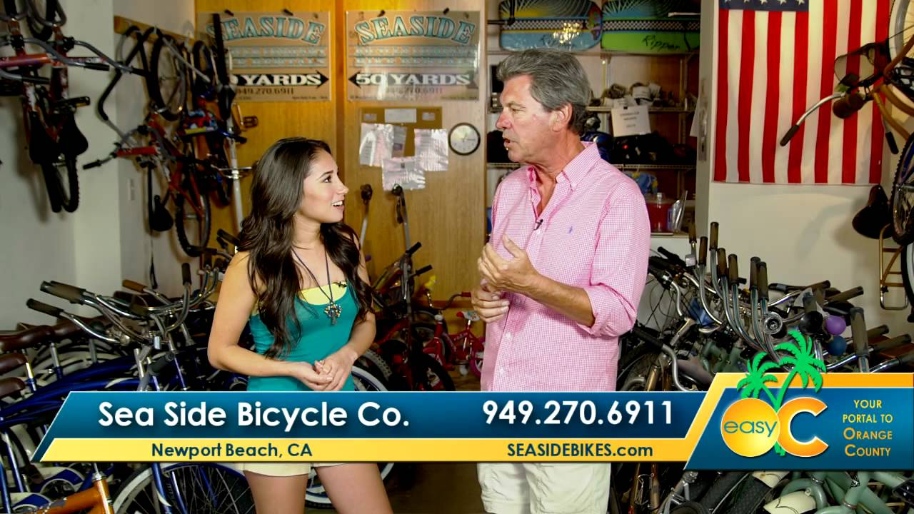 What To Do In Newport Beach Seaside Bikes Bike Rentals Youtube