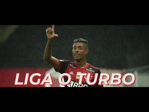 Flamengo & Bruno Henrique – Liga o Turbo