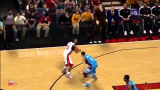 NBA 2K13 - Demo - How To Alley Oop