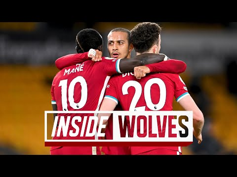 Inside Wolves: Jota scores on Molineux return | Behind the scenes