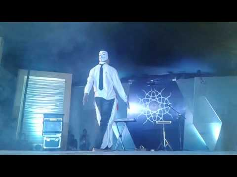 Dual character dance in single performance at শিঞ্জন'১২Rag'16, Khulna University