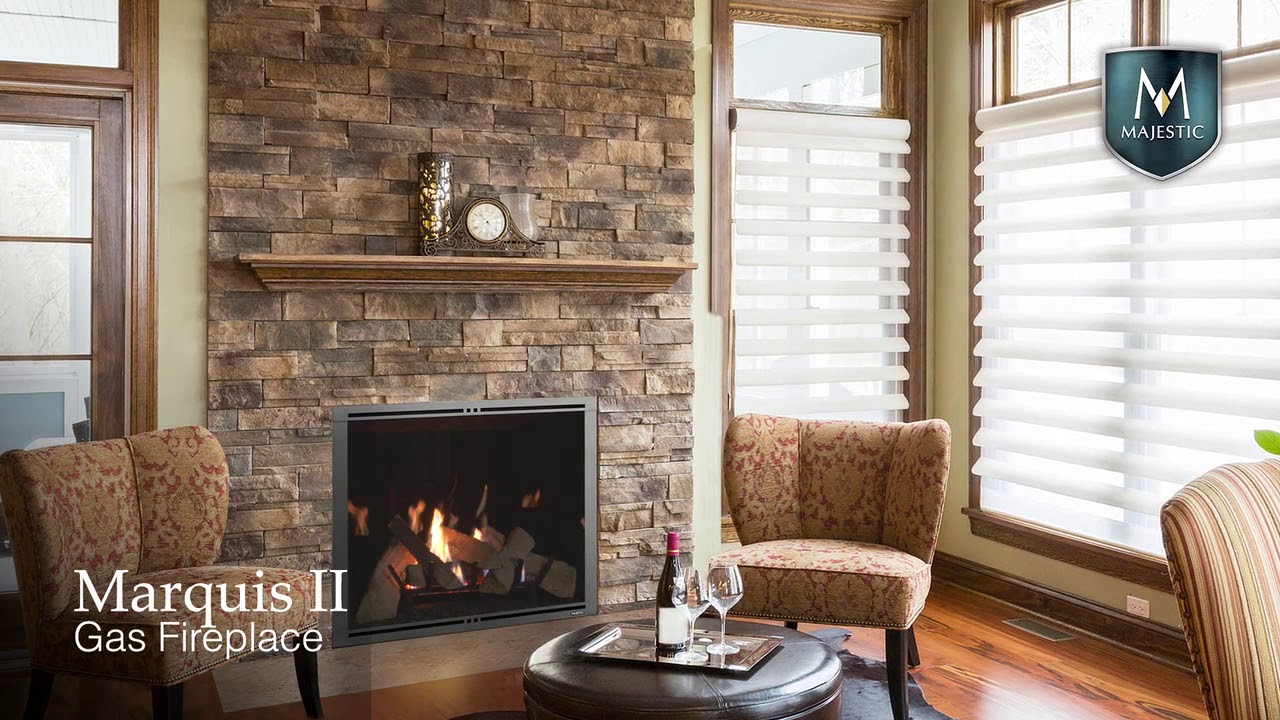 Majestic® Gas Fireplace Showroom Video