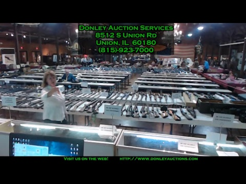 Donley Auction Services - Auction Room Live Feed